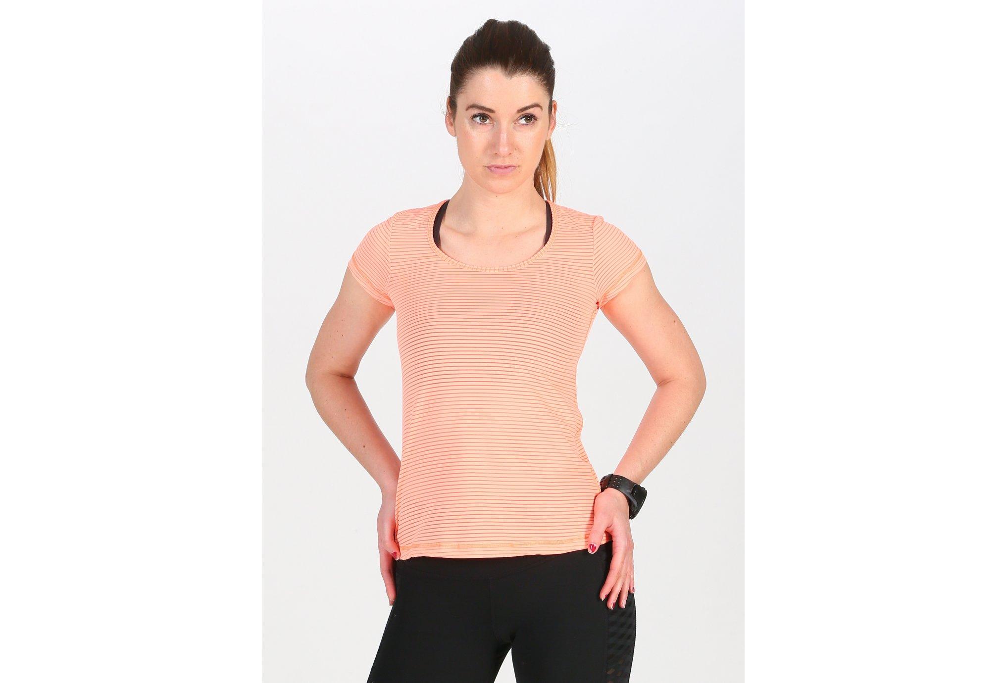 Casall Tee-shirt Balance Loose W Diététique Vêtements femme