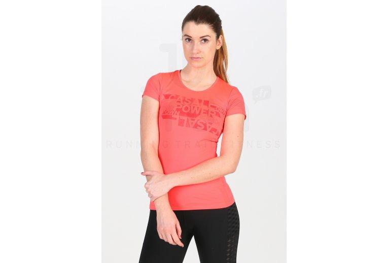 Casall Tee-Shirt Strenght W