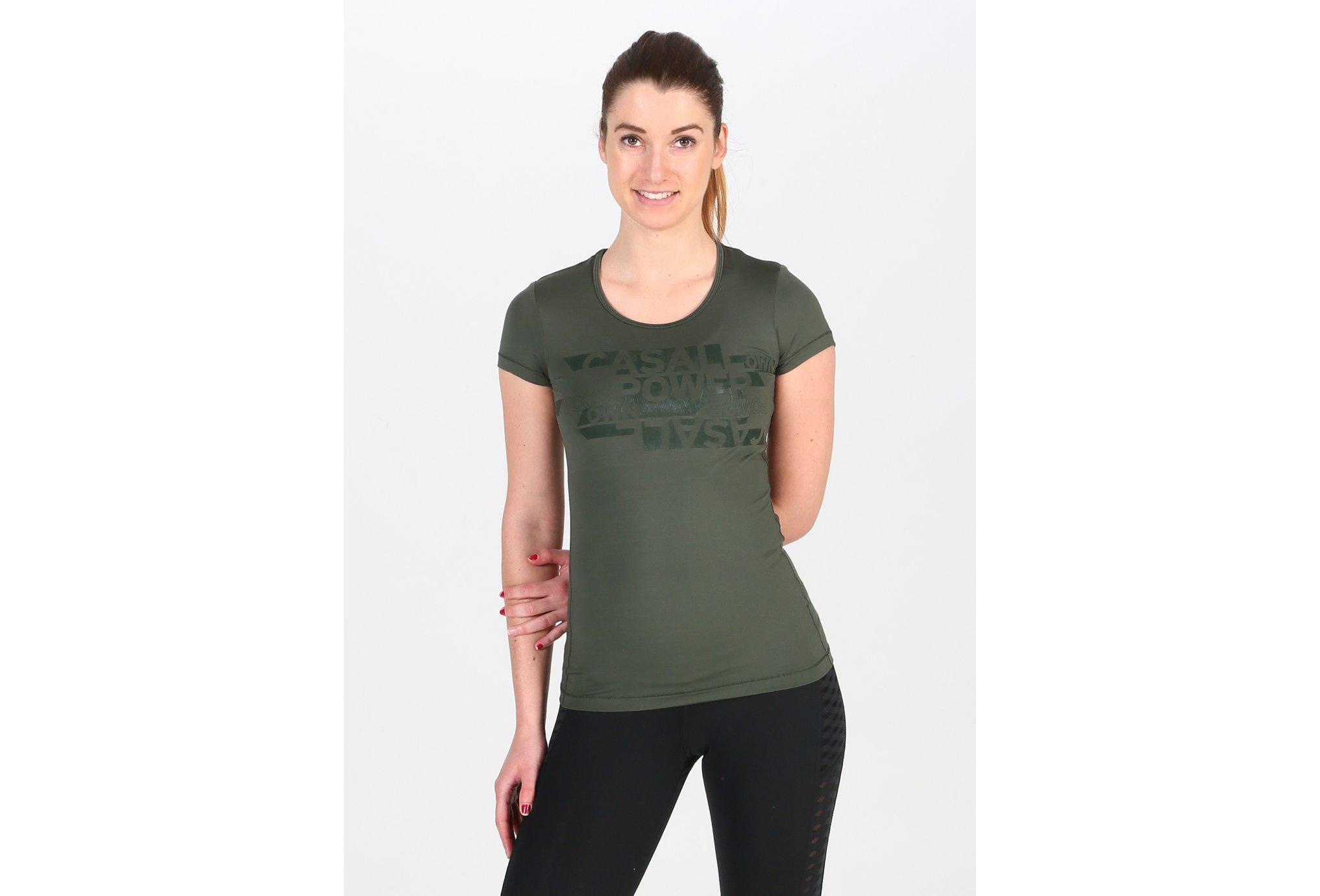 Casall Tee-Shirt Strength W Diététique Vêtements femme