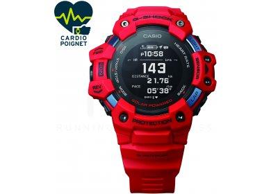 Casio G-SQUAD HR GBD-H1000-4ER