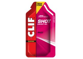 Clif Gel Shot Energy - Frambuesa