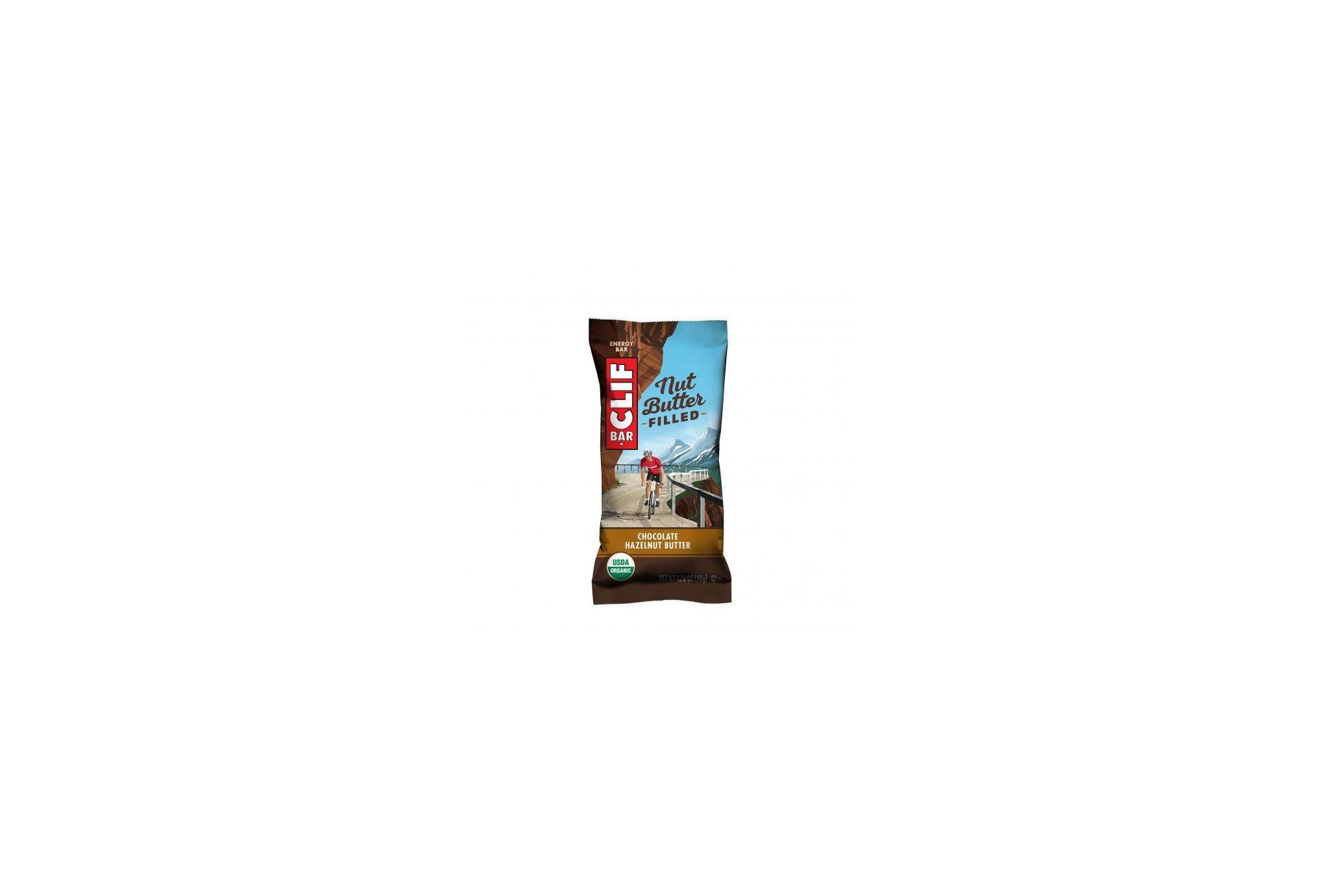 Clif Nut Butter Filled Bio - Chocolate Hazelnut Butter Diététique Barres