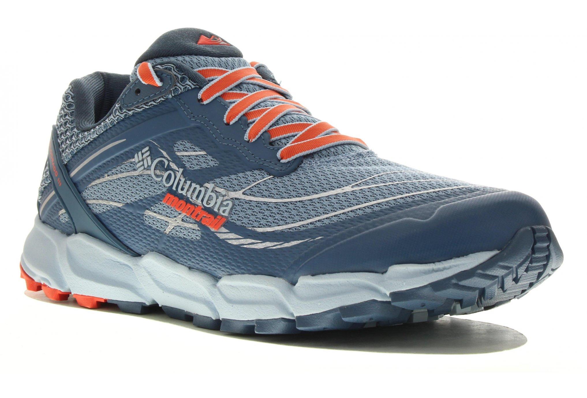 Columbia Caldorado III W Chaussures running femme