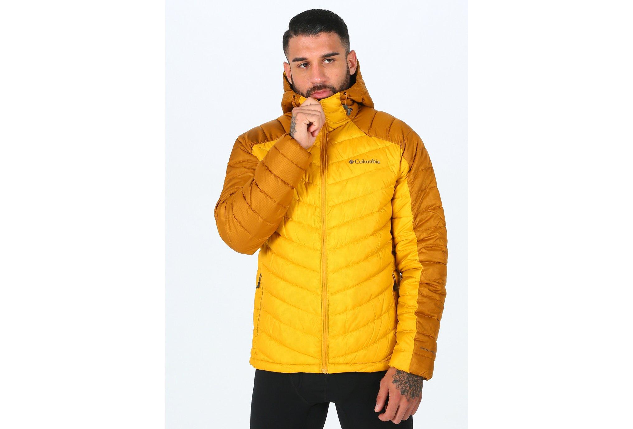 Columbia Horizon Explorer Hooded M vêtement running homme