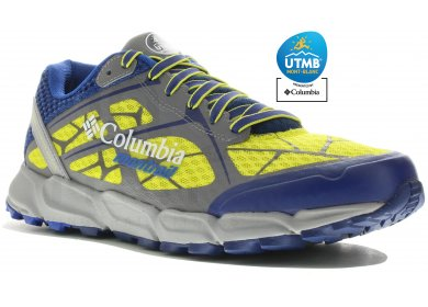 139d7fd091e7 Columbia Montrail Caldorado II UTMB® M homme Bleu pas cher