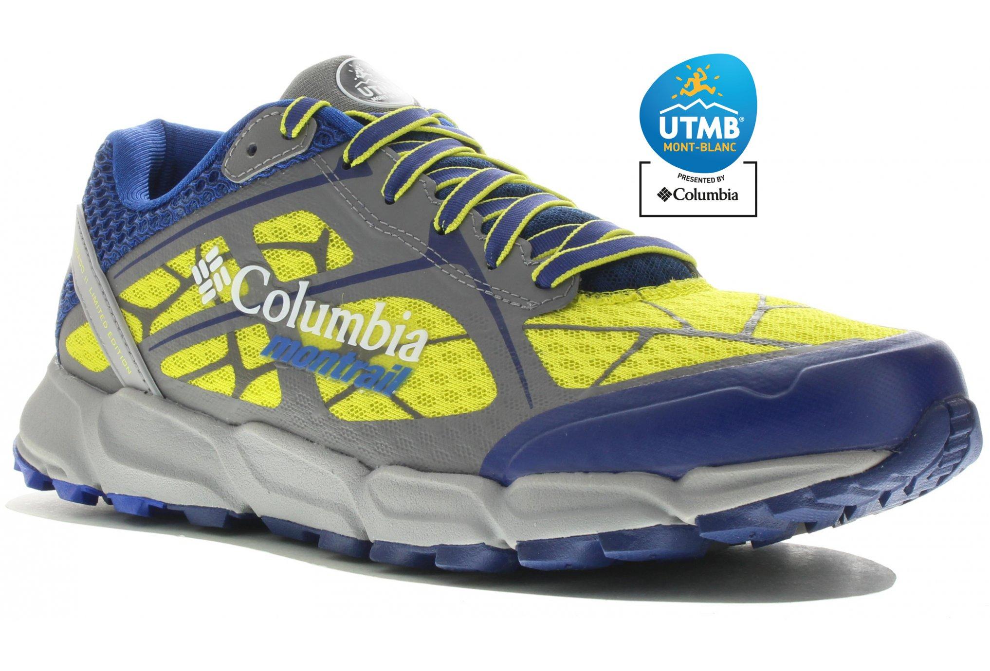 Columbia Montrail Caldorado II UTMB® M Diététique Chaussures homme