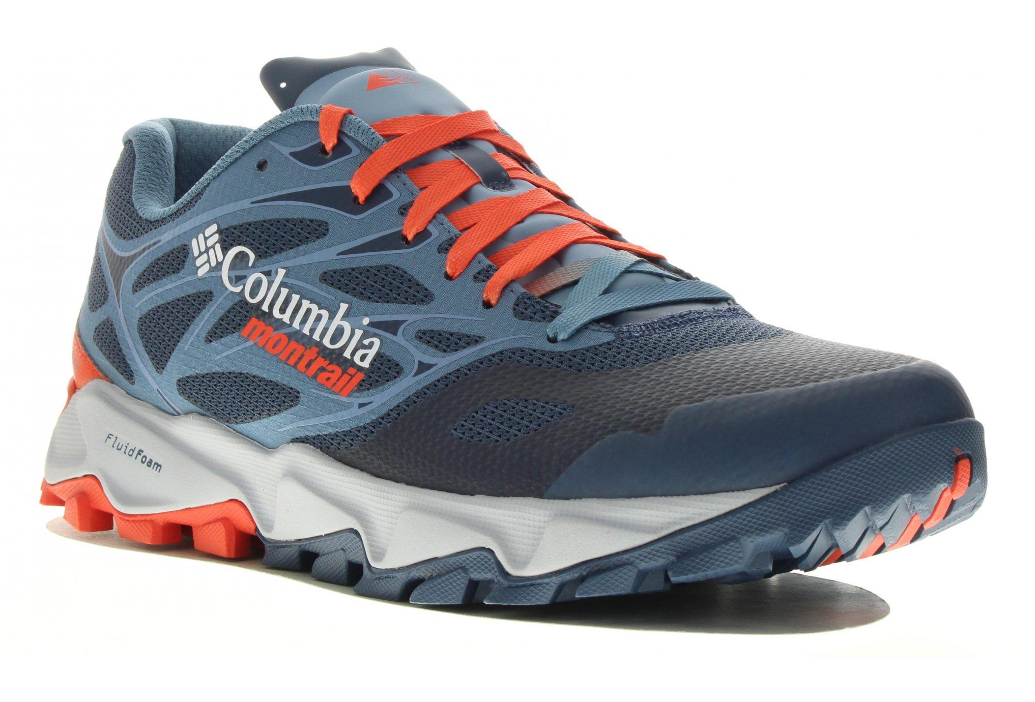 Columbia Montrail Trans Alps II F.K.T. M Diététique Chaussures homme