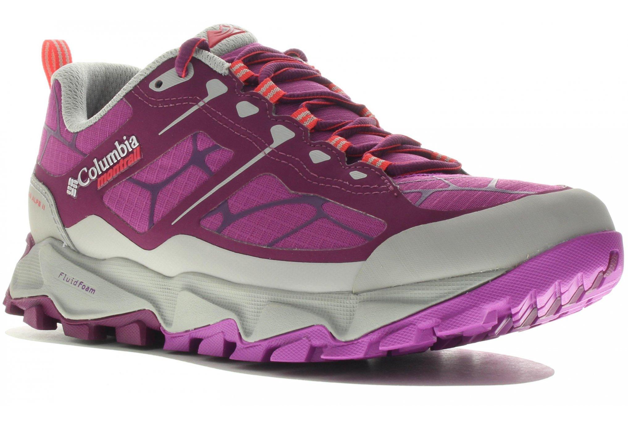 Columbia Montrail Trans Alps II W Diététique Chaussures femme