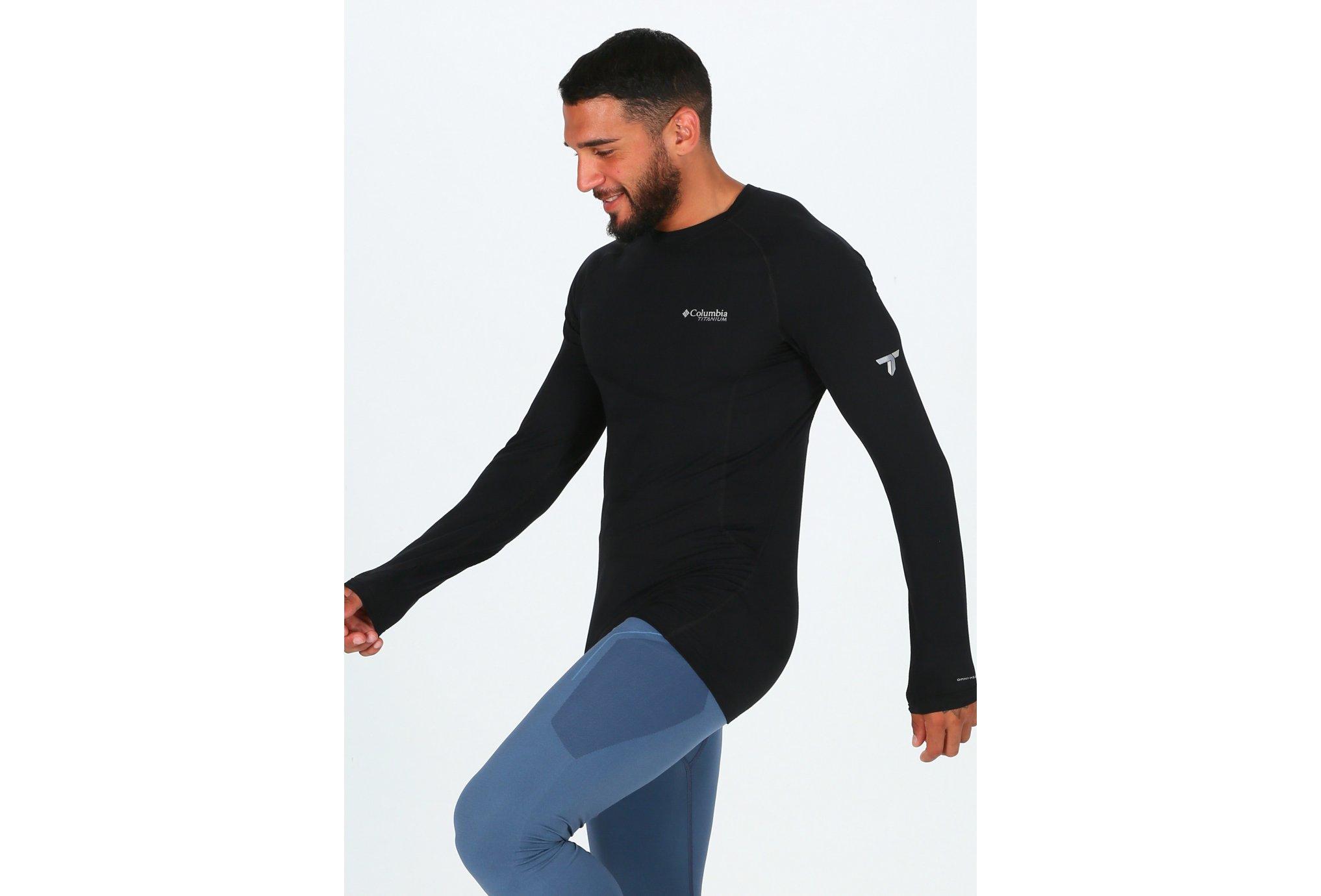 Columbia Omni-Heat 3D Knit M Diététique Vêtements homme