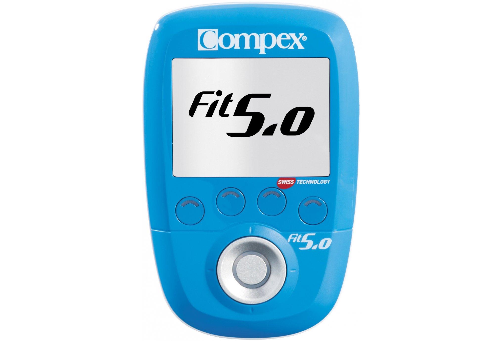Compex Fit 5.0 electrostimulateur