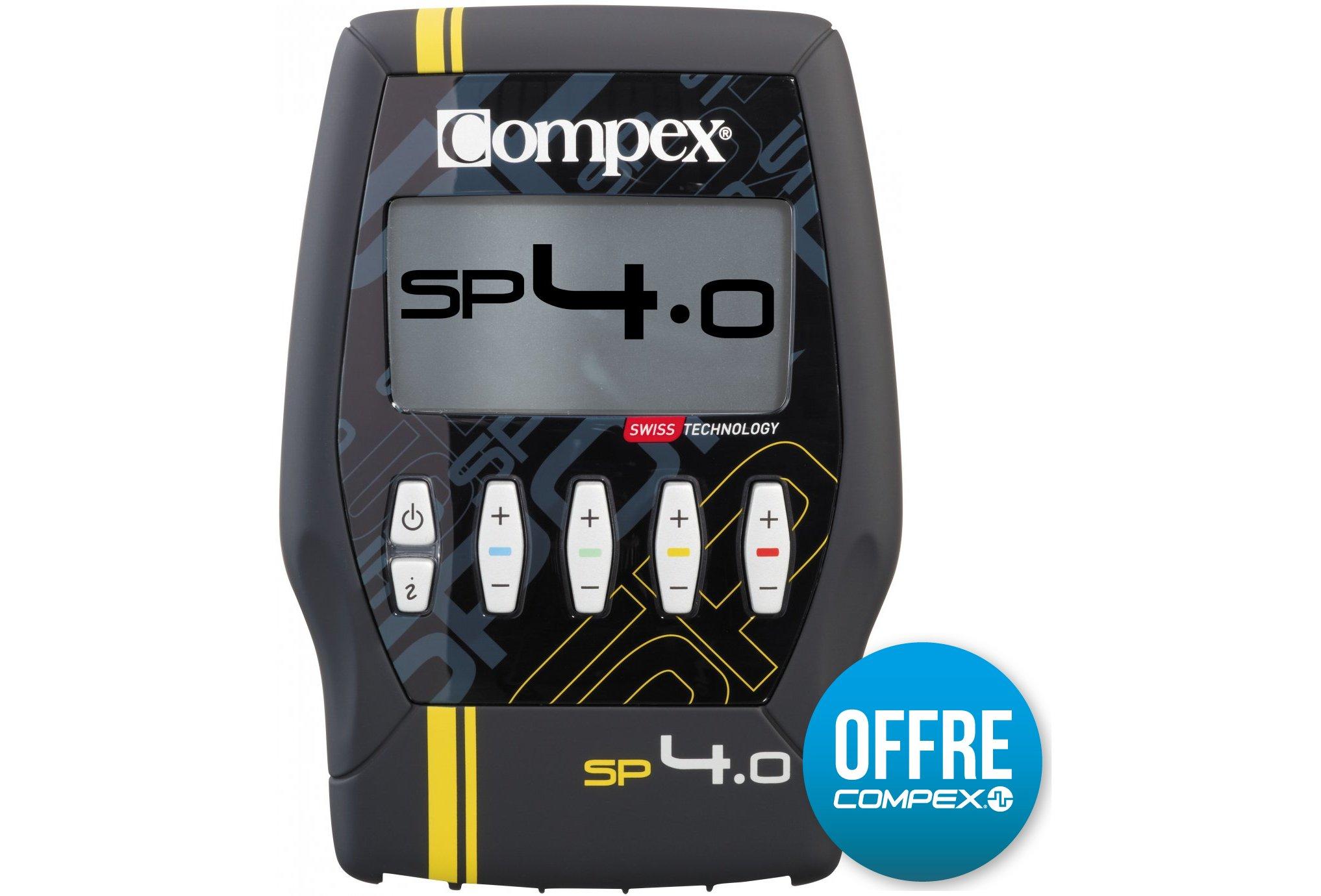 Compex Sp 4.0 electrostimulateur
