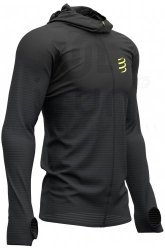 Compressport 3D Thermo Seamless Black Edition M