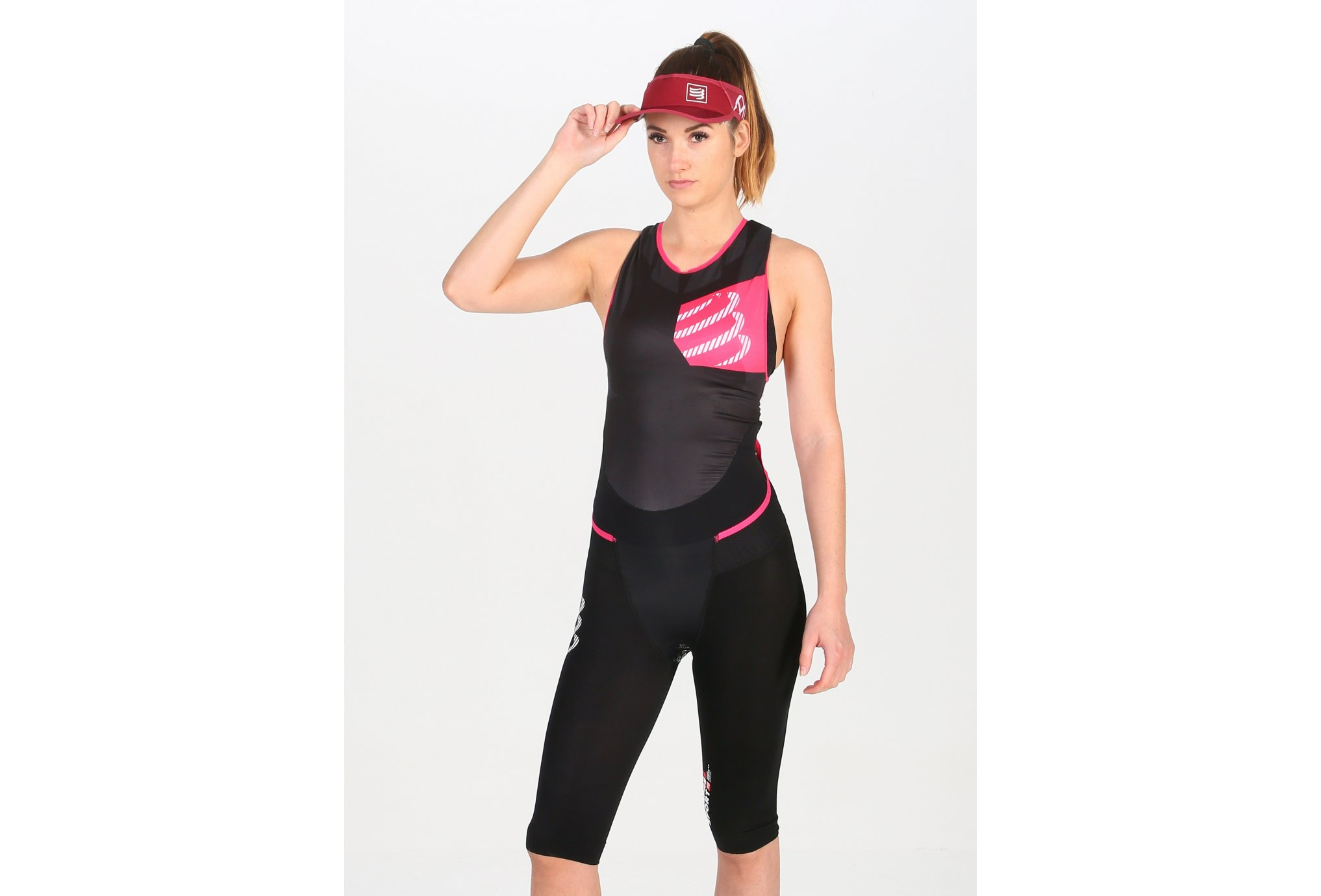 Compressport Aero Truisuit W vêtement running femme