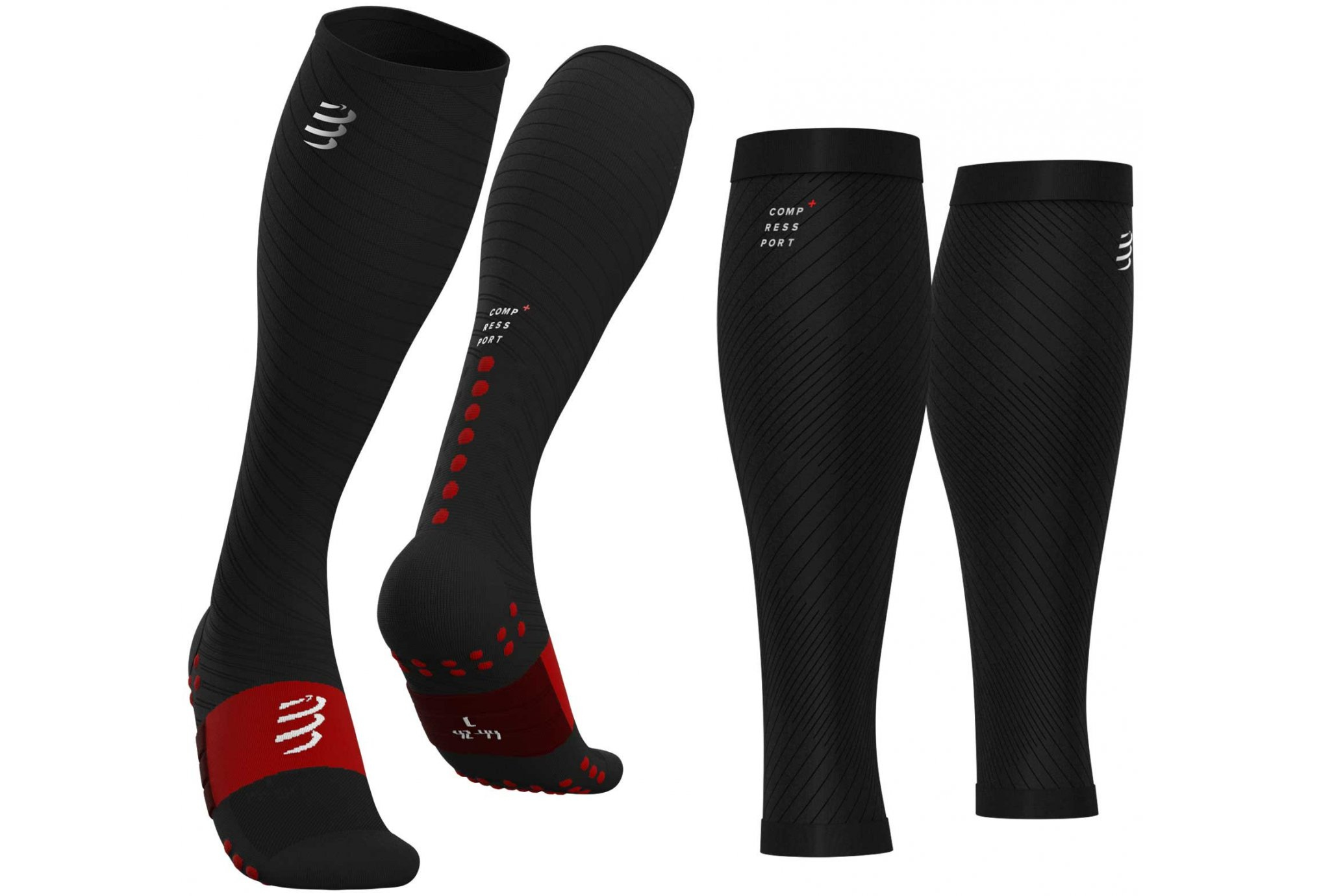 Compressport Full Socks Ultra Recovery Chaussettes