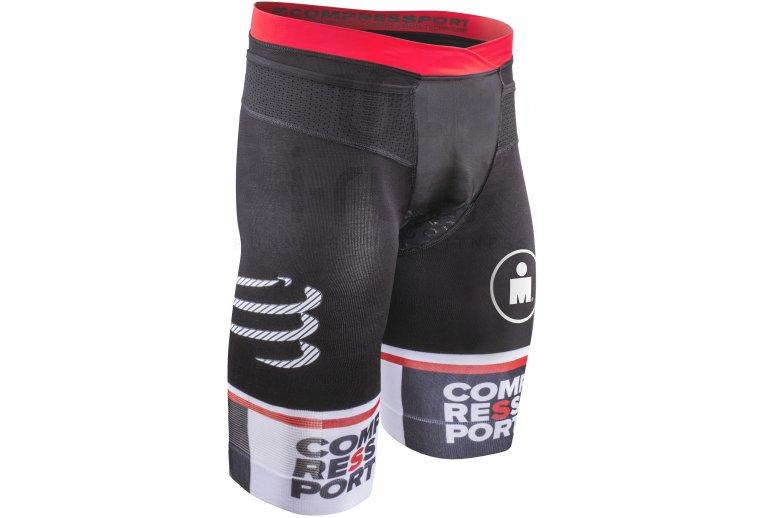 f08eac2bb6 Compressport Pantalón corto Ironman TR3 Brutal en promoción