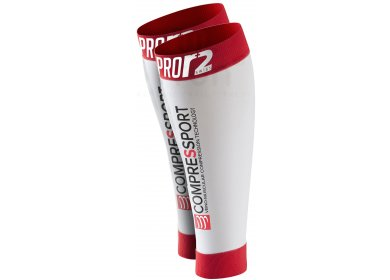 Compressport Manchon mollet Pro R2 Swiss