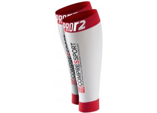Compressport Manguitos de gemelos Pro R2 Swiss