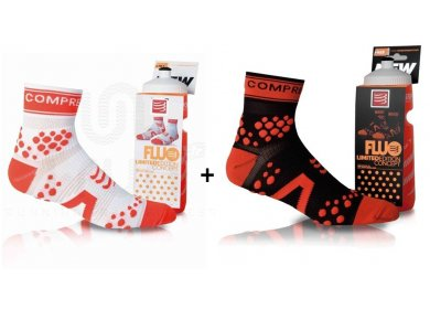 Compressport Pack Pro Racing V2 Run High + bidons