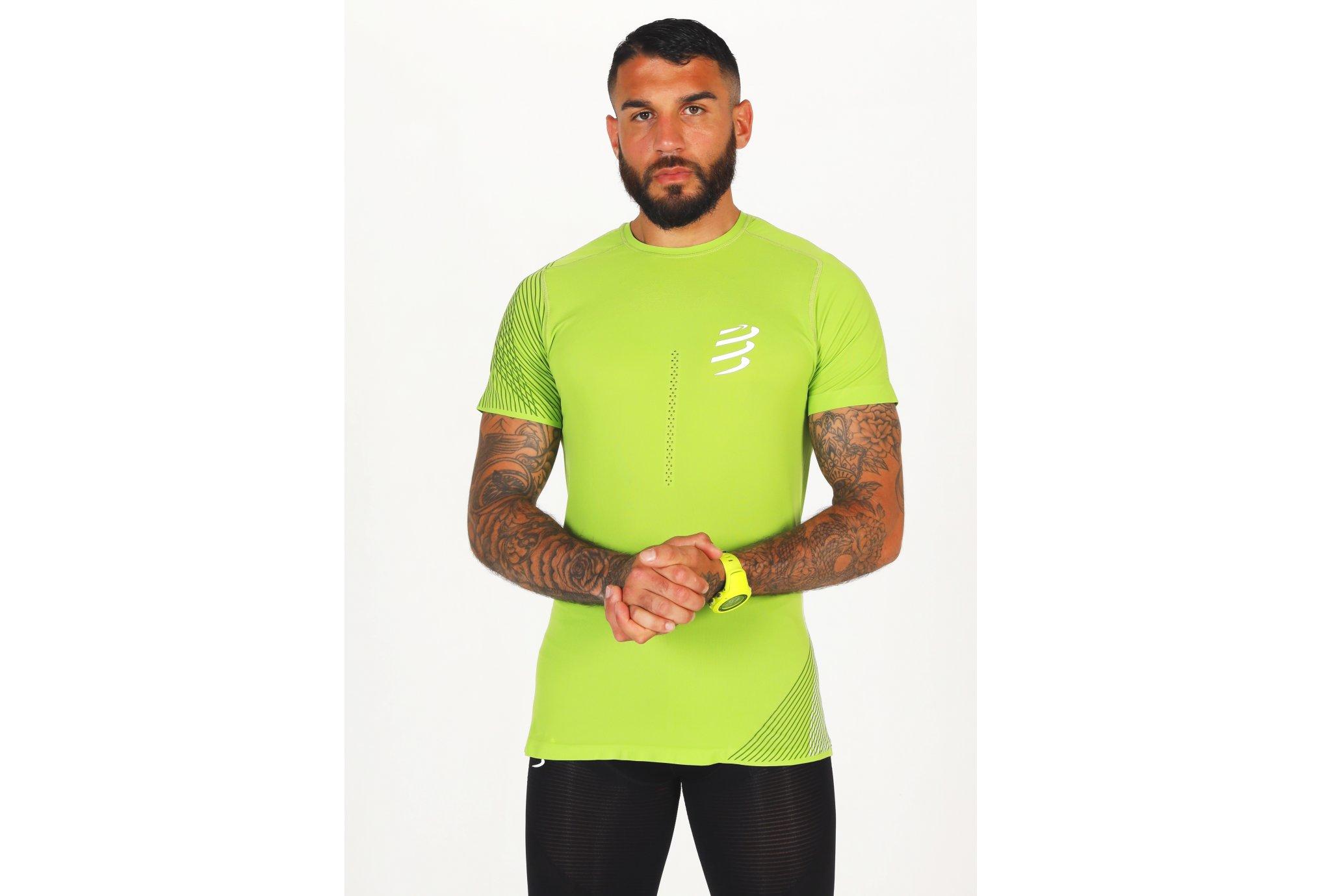 Compressport Performance Summer Refresh M vêtement running homme
