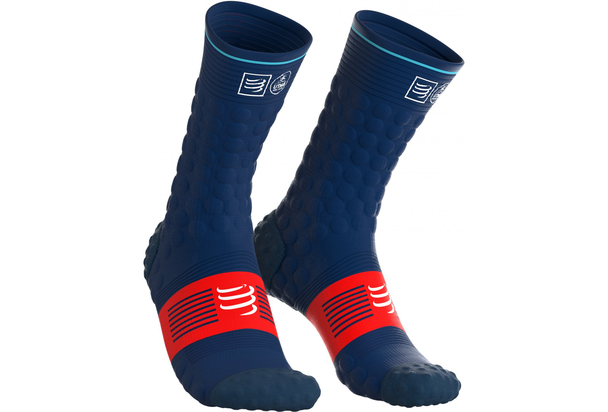 Compressport Pro Racing Socks Trail V3 UTMB 2018 Chaussettes