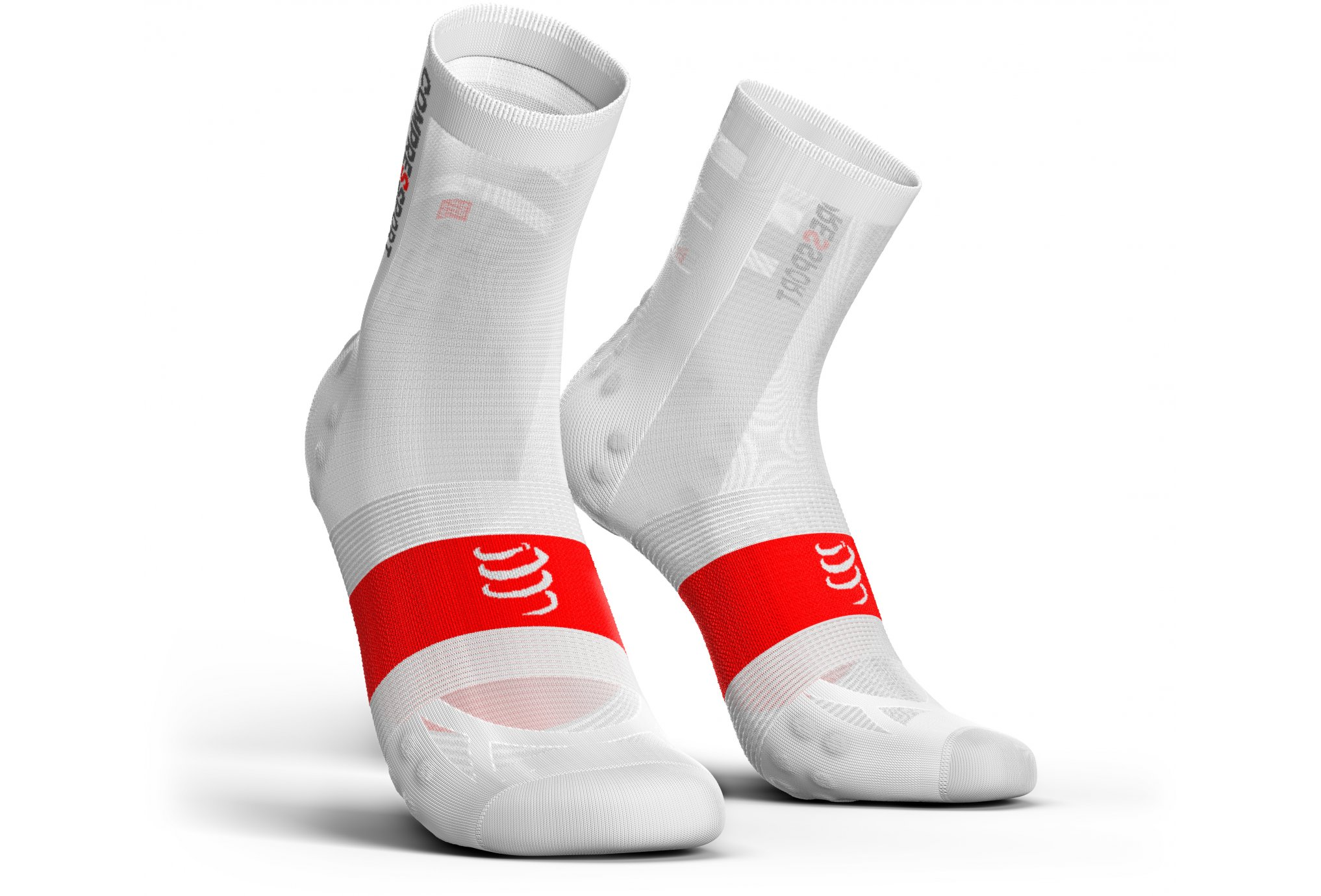 Compressport Pro Racing V 3.0 Ultra Light Run High Chaussettes