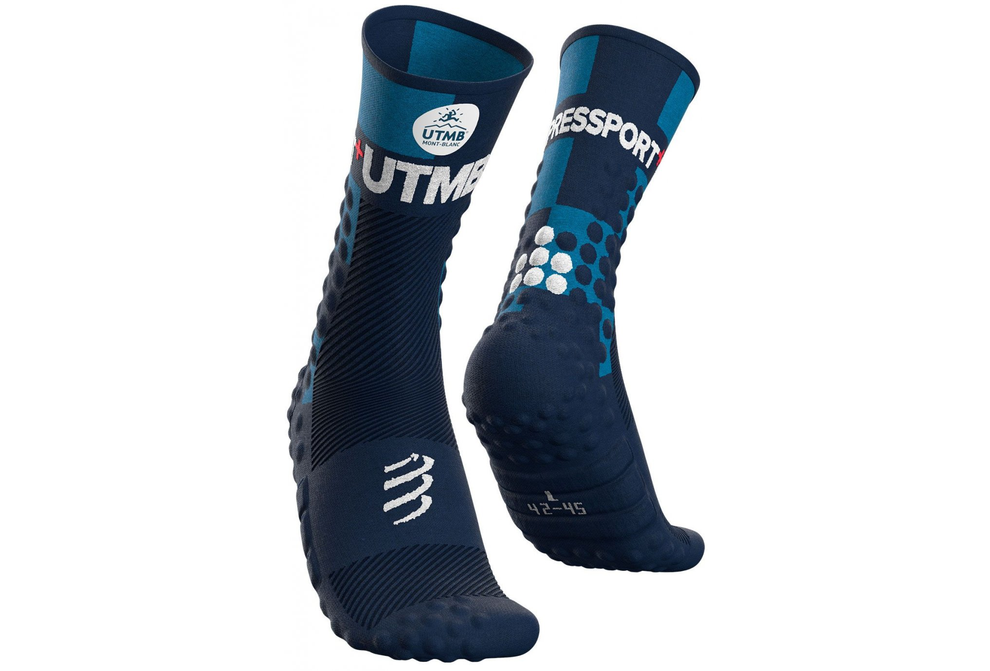 Compressport Pro Racing V 3.0 Ultra Trail UTMB 2021 Chaussettes