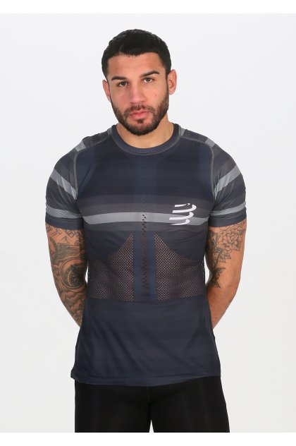 Compressport camiseta manga corta Racing