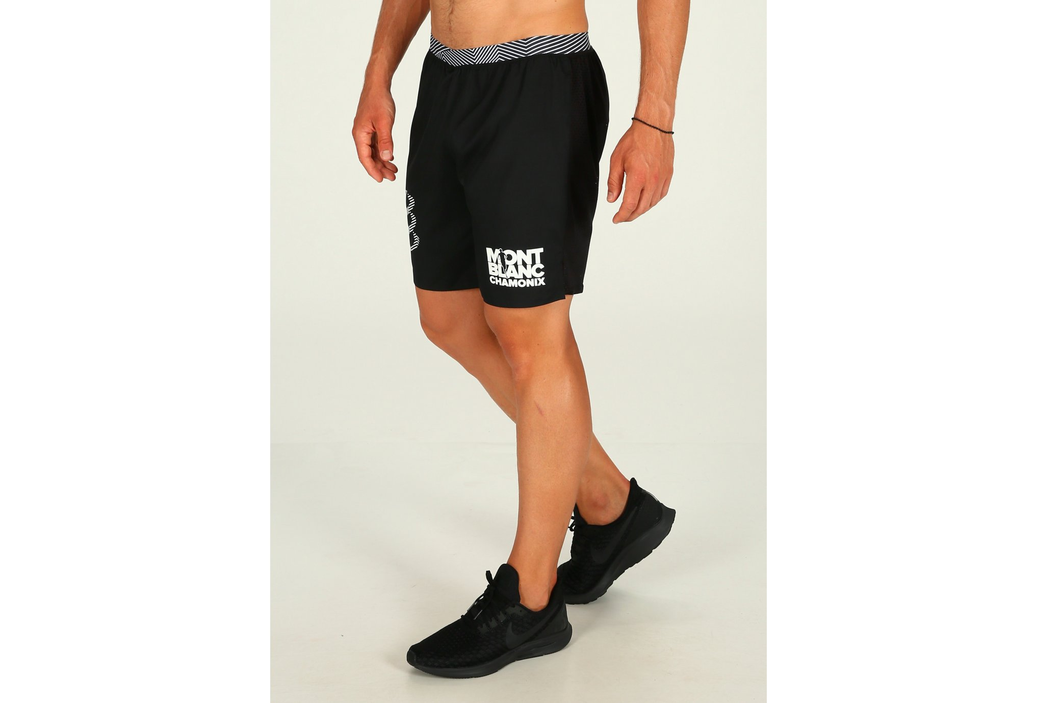 Compressport Racing Overshort Mont Blanc M vêtement running homme
