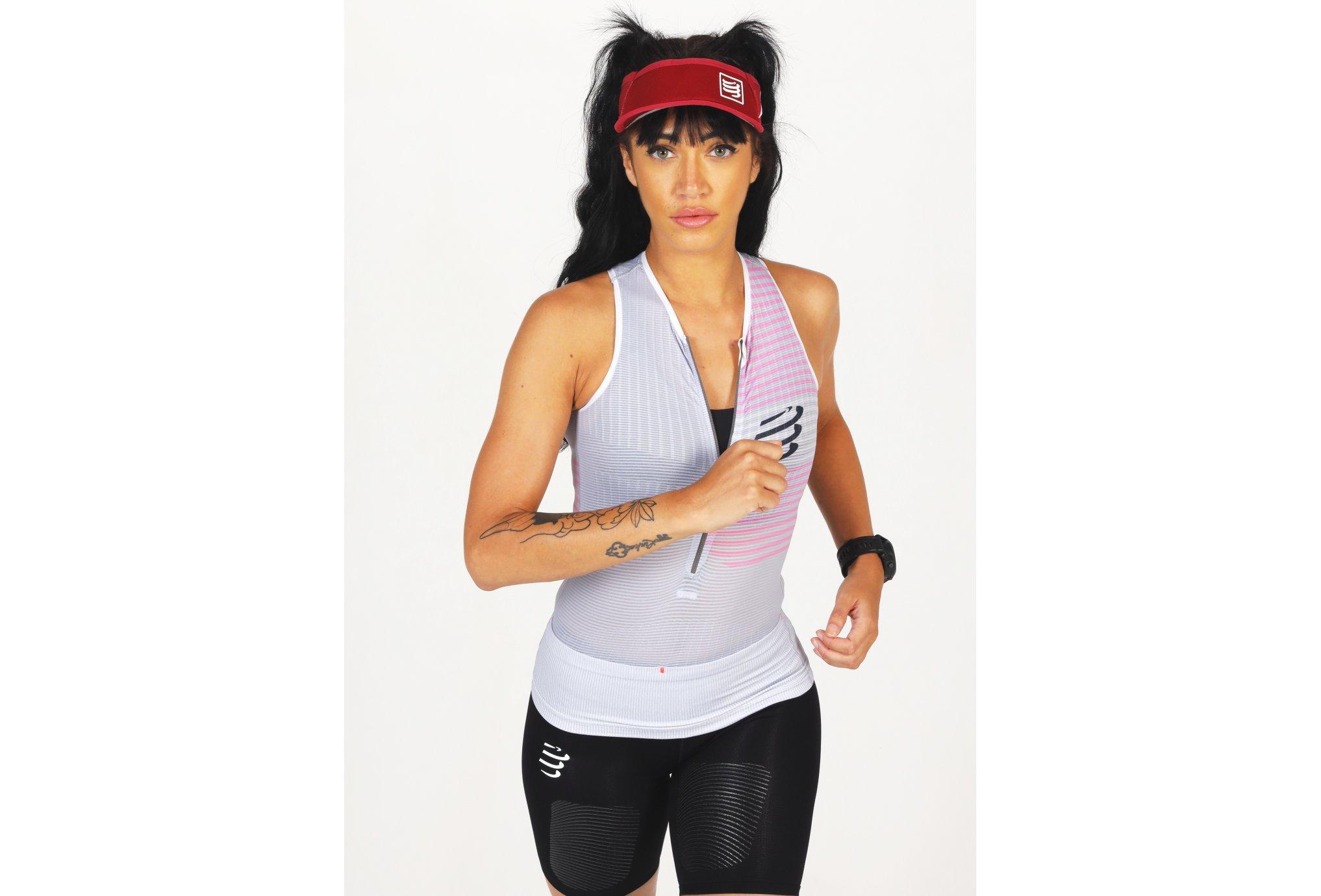Compressport Tri Postural W vêtement running femme
