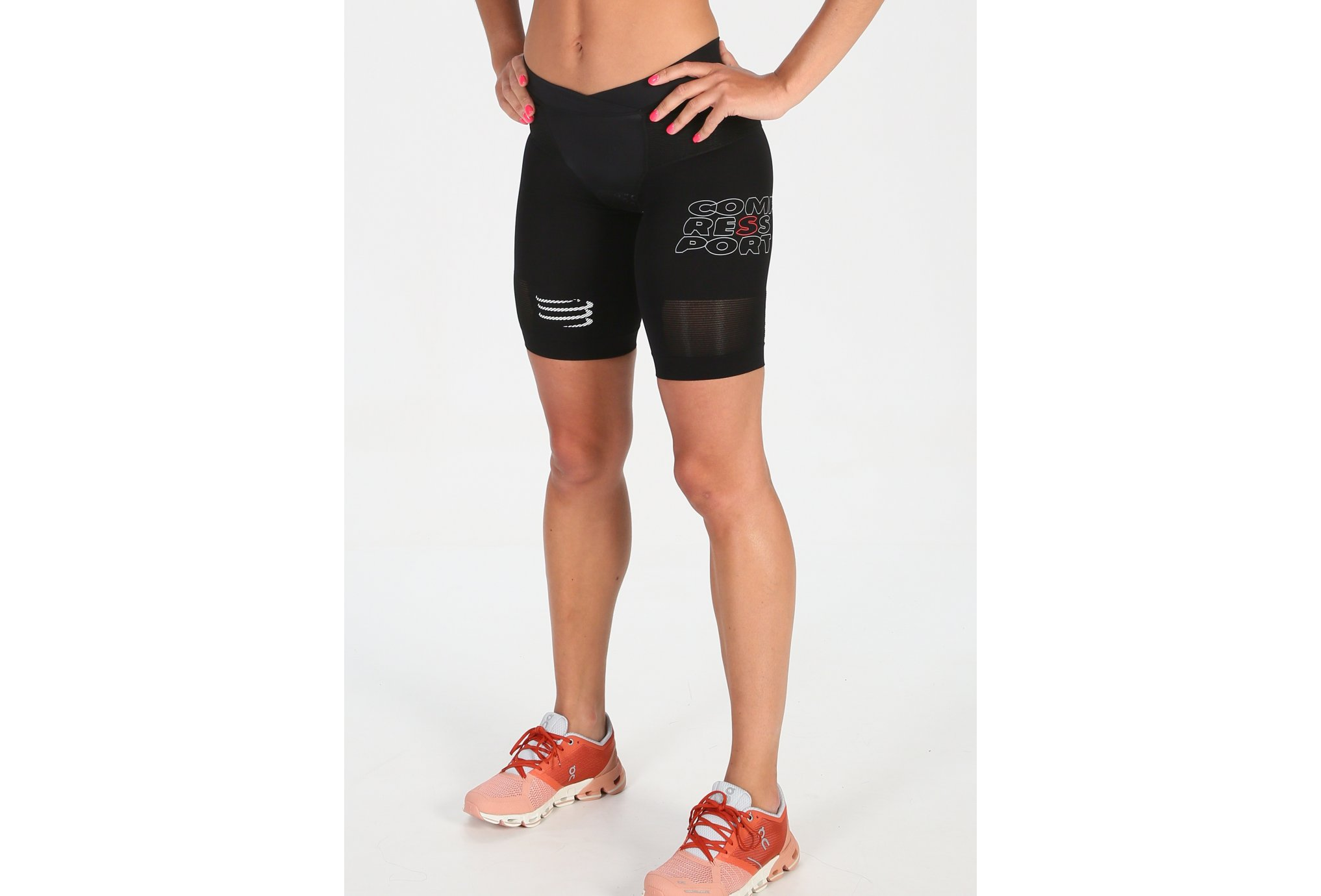 Compressport Triathlon Under Control W vêtement running femme