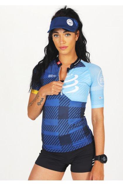 Compressport Maillot Ultra-Trail Shirt UTMB 2017