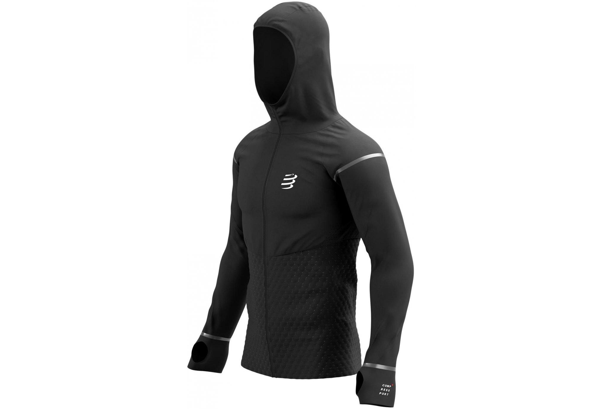Compressport Winter Insulated 10/10 M vêtement running homme