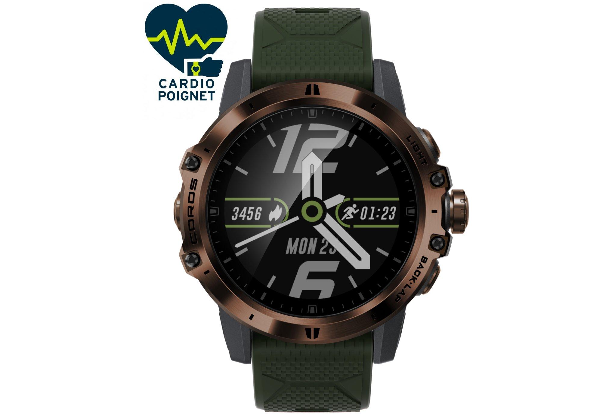 COROS Vertix Mountain Hunter Cardio-Gps
