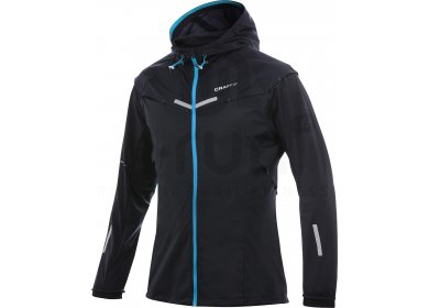 a6fbcf7d4cbbc Craft Veste Elite Run Weather Jacket M homme pas cher