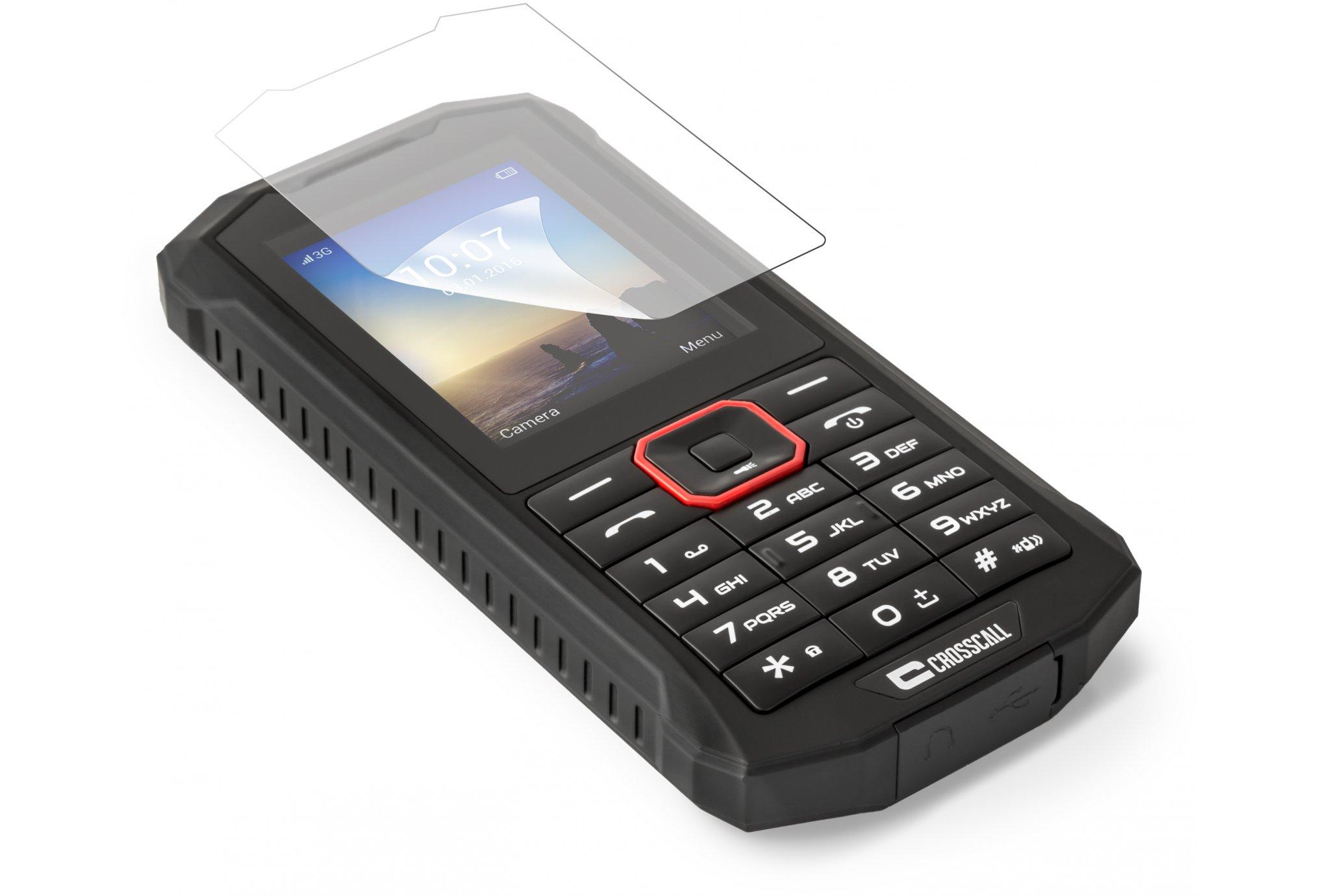 Crosscall Film protecteur Spider-X4 Accessoires téléphone