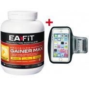 EAFIT Gainer Max Caramel 1.1 kg + Brassard offert