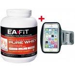 EAFIT Pure Whey 750g - Caramel