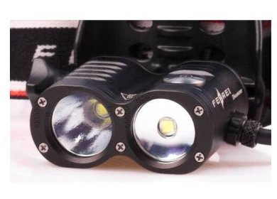 FEREI Lampe Frontale HL51 Discoverer