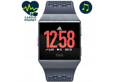 Fitbit Ionic édition adidas