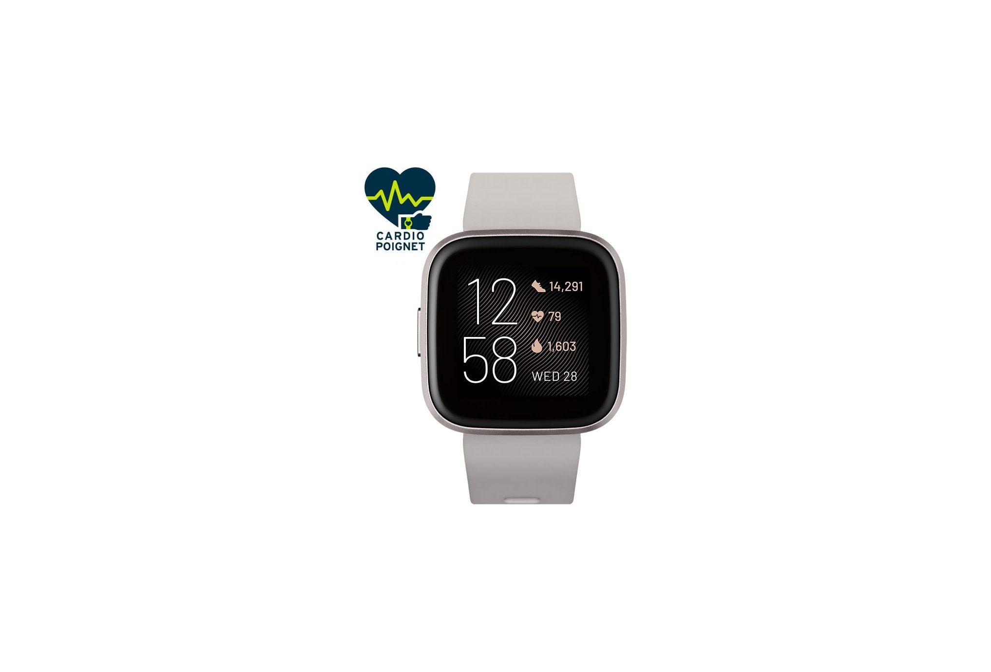 Fitbit Versa 2 Cardio-Gps