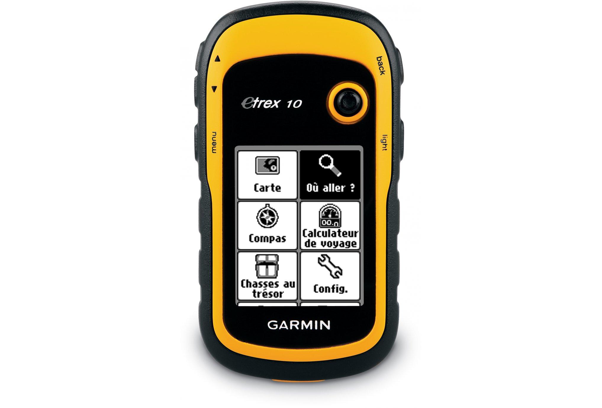 Garmin eTrex 10 GPS randonnée