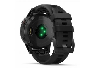 Garmin Fenix 5 Plus Black Zafiro
