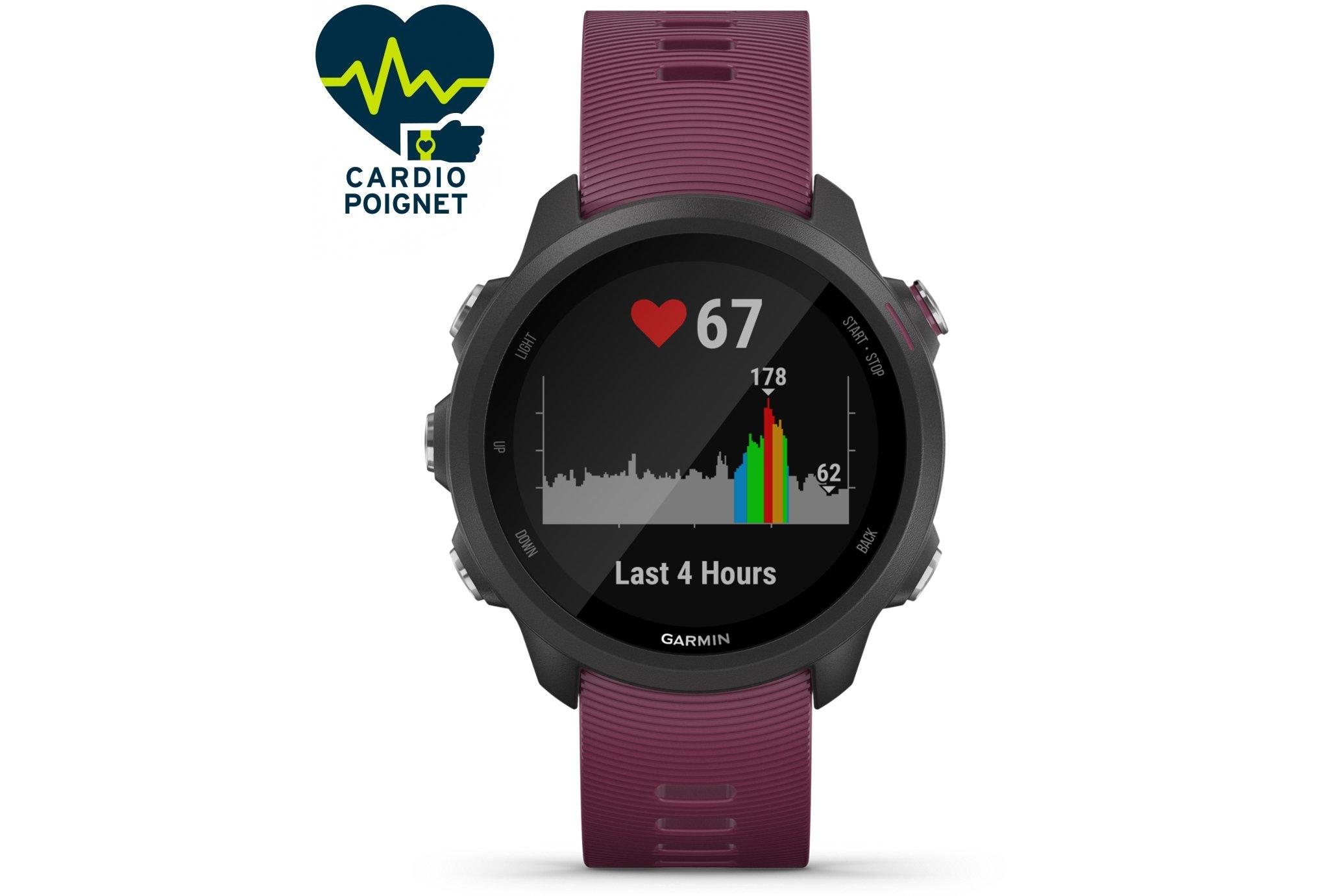 Garmin Forerunner 245 Cardio-Gps