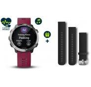 Garmin Forerunner 645 Music et bracelet 20 mm offert