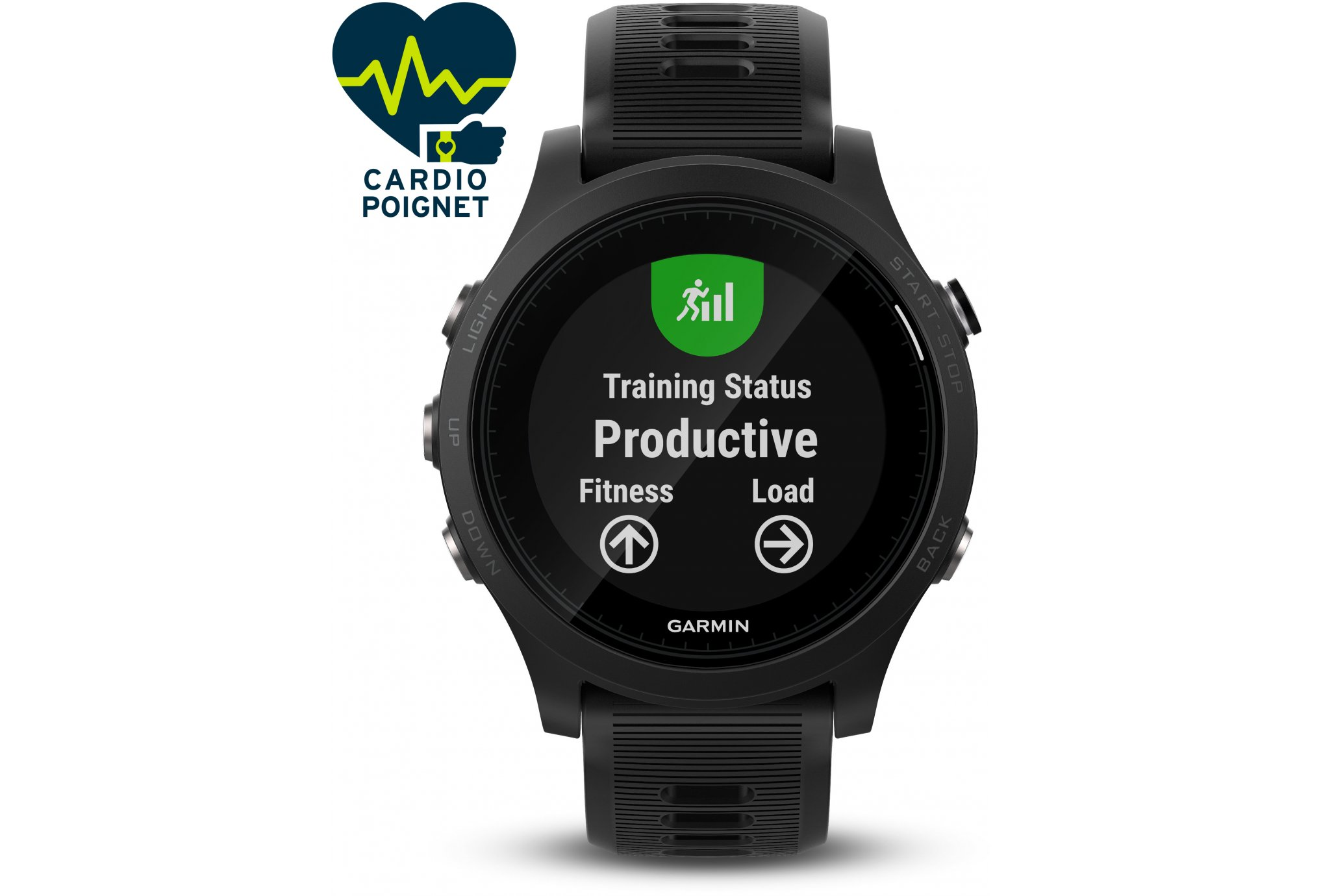 Garmin Reloj GPS Forerunner 935 Cardio-Gps
