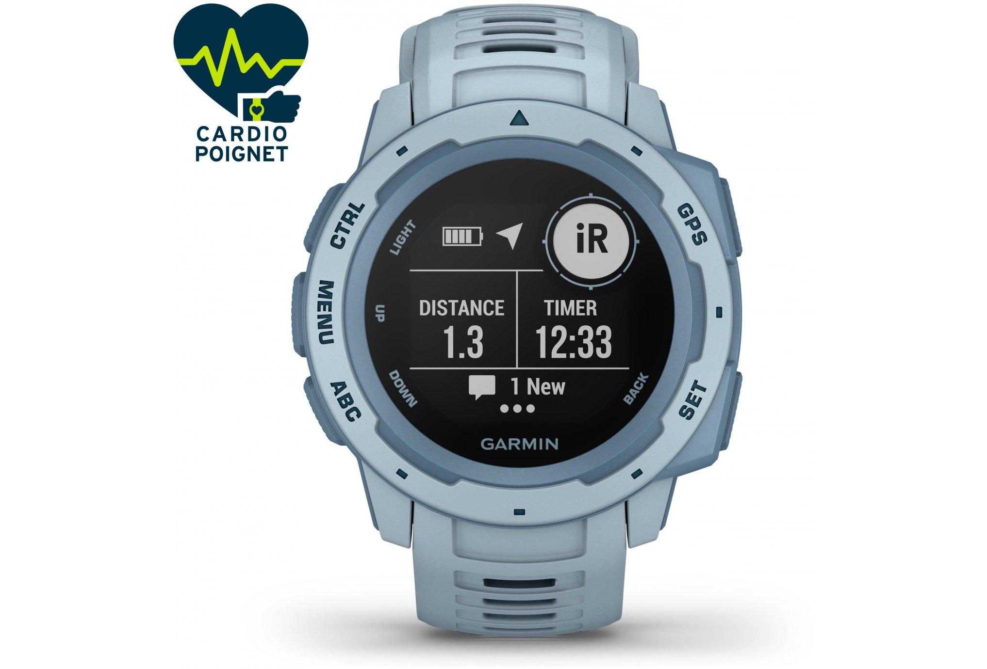 Garmin Instinct Cardio-Gps