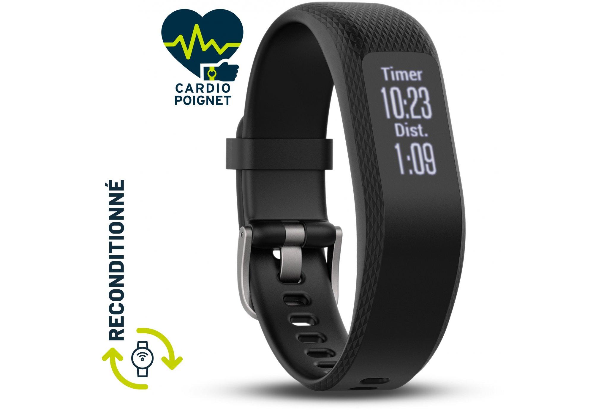 Garmin Vivosmart 3 - L - Reconditionné A+ Bracelets d'activité