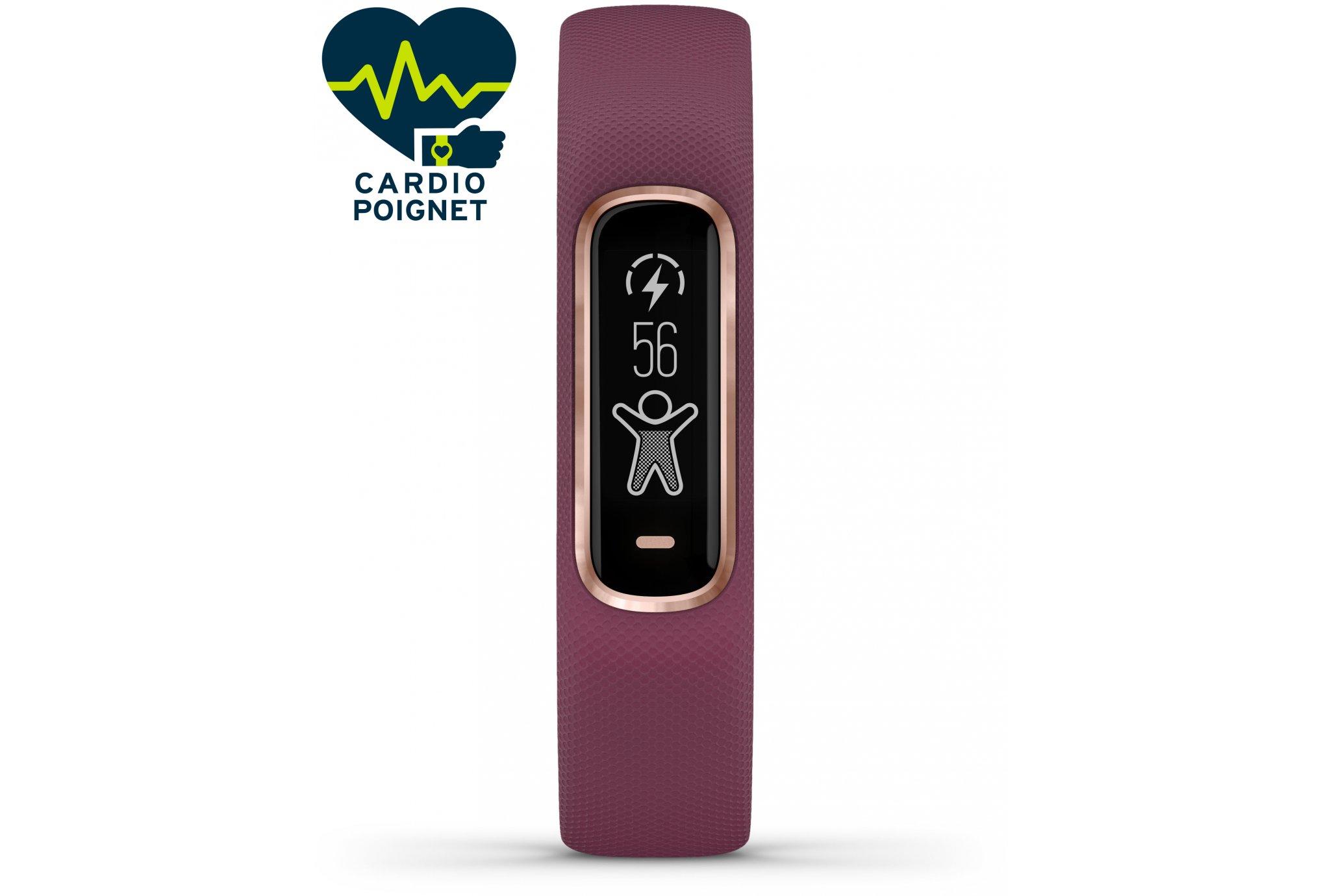 Garmin Vivosmart 4 - S/M Bracelets d'activité