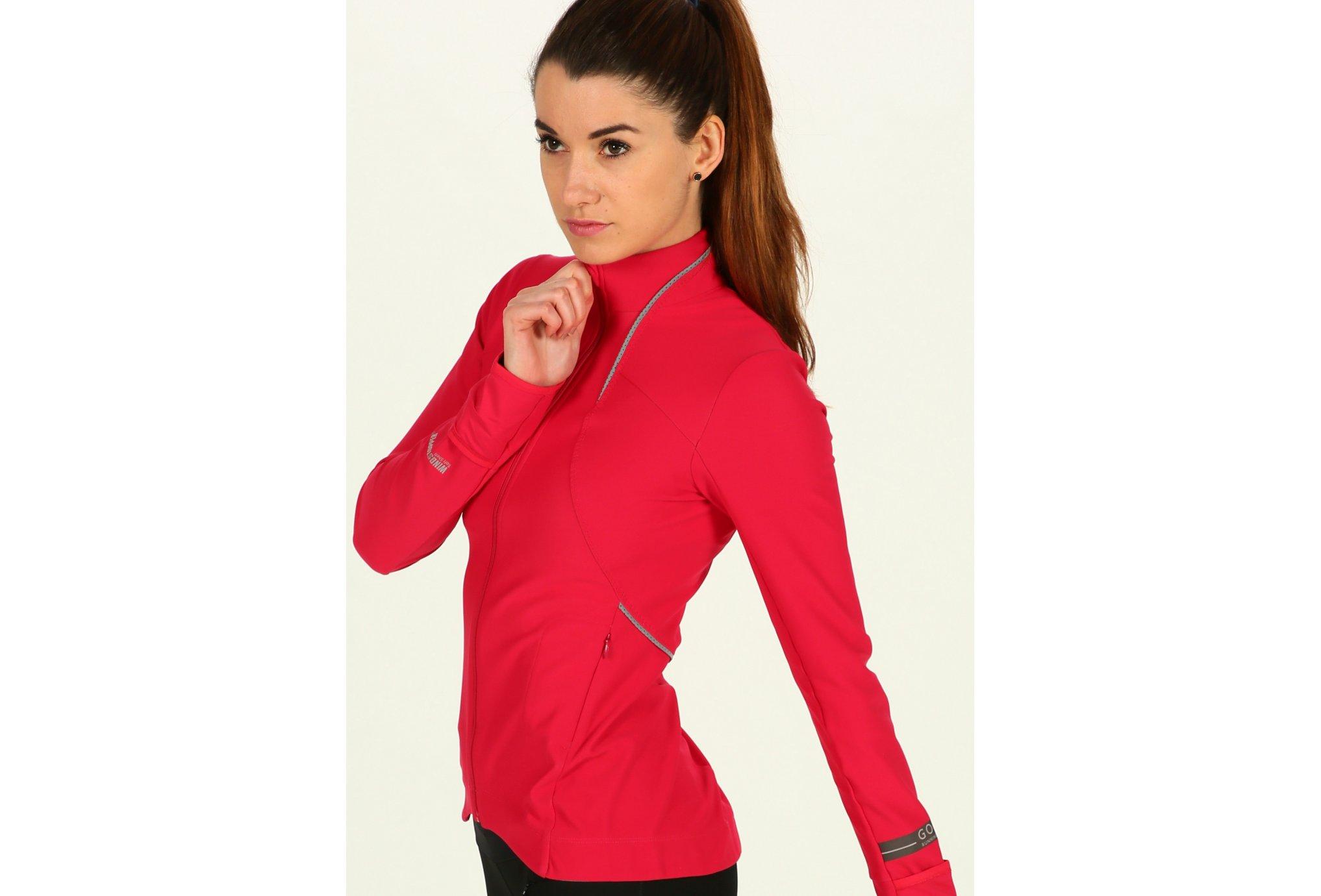 Gore Wear Air Windstopper Soft Shell W Diététique Vêtements femme