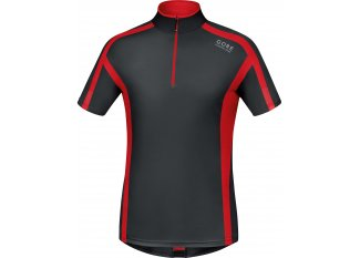 Gore Wear Maillot de manga corta Air Zip